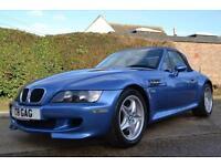 1998 BMW Z SERIES Z3 3.2 M ROADSTER Z3M CONVERTIBLE PETROL