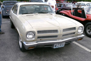 WANTING TO BUY A 1971 to 1974 PONTIAC VENTURA 2 DOOR COUPE!