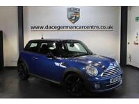 2011 61 MINI HATCH COOPER 1.6 COOPER D CHILI PACK 3DR 112 BHP DIESEL