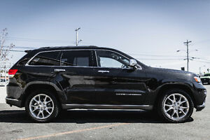 2014 Jeep Grand Cherokee Summit Editon SUV, Crossover