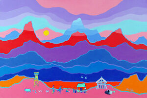 Looking to purchase Ted Harrison Serigraphs