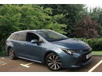 2021 Toyota COROLLA TOURING SPORT 1.8 VVT-i Hybrid Design 5dr CVT Auto Estate Pe