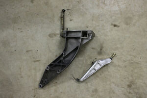 Porsche 911 A/C bracket - air cooled