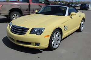 2005 Chrysler Crossfire Limited LOW KM!