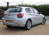 2013 63 BMW 1 SERIES 2.0 118D SE 5D AUTO 141 BHP DIESEL