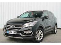 2016 Hyundai SANTA FE PREM BLUE DRIVE 2.2 Estate Diesel Manual