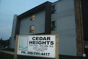 3 Bdrm in Clean, Quiet, Secure, Adult Building