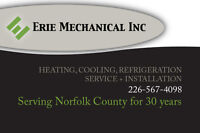 heating cooling and refrigeration