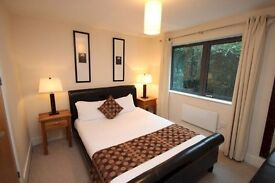 **Luxury Serviced 2 Bedroom in Newcastle Quayside - bills, maid service, wifi all included!