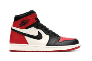 Looking for Jordan 1 bred toe size 13