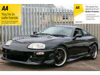 Toyota Supra SZ AUTO NON TURBO BOMEX+VEILSIDE+TRD+DESPOLIERED+MUCH MORE!!
