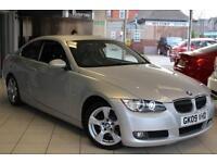 2009 BMW 3 SERIES 3.0 325I SE 2D AUTO 215 BHP