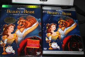 Beauty and the Beast (Disney Special Platinum Edition)