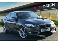 2016 BMW 2 Series 218I LUXURY Coupe Petrol Manual