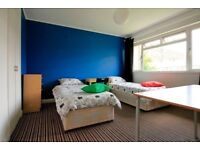 Twin room in Bethnal Green!!!! Super room :)