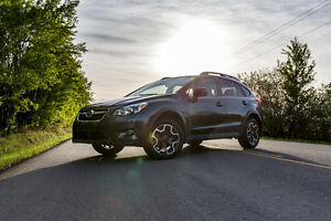2014 Subaru Crosstrek XV - manual trans