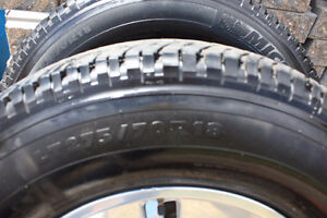 BF GOODRICH LT 285/70 TIRES (4)