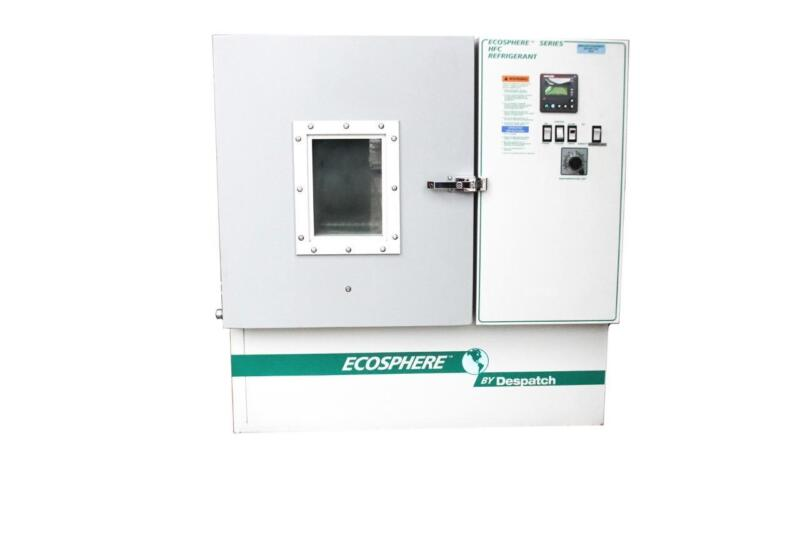 Despatch Ecosphere EC205 LEY Environmental Test Chamber -30°C to 177°C 125V 4034