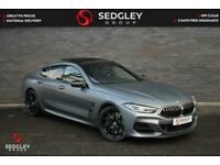 2020 BMW 8 SERIES GRAN COUPE 4.4 M850i V8 Gran Coupe Steptronic xDrive (s/s) 4dr