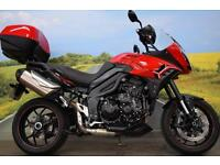Triumph Tiger Sport **Top Box, ABS, Hand Guards**