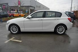 2014 BMW 1 SERIES BMW 116d EfficientDynamics Business 5dr