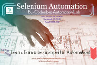 Learn Selenium Automation from scratch to robust framework!