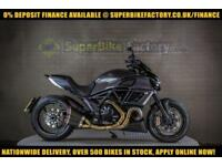 2013 13 DUCATI DIAVEL CARBON 1200CC 0% DEPOSIT FINANCE AVAILABLE