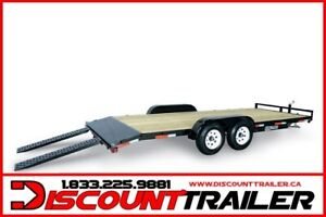 2019 Car Hauler Trailer /16'/ 7K