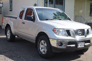 2012 Nissan Frontier King Cab 4x4