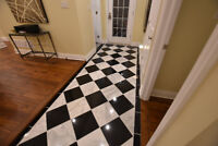 For All Your Flooring Needs - Top-Notch Workmanship Guaranteed