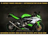 2015 15 KAWASAKI ZX-6R EFFA 636CC 0% DEPOSIT FINANCE AVAILABLE