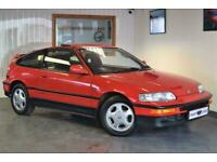 1991 H - Honda Crx 1.6 Vtec - Lovely Example - One From Our Personal Collection