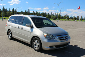 2005 Honda Odyssey EX-L, very good condition