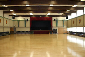 Ballroom Available for Rent