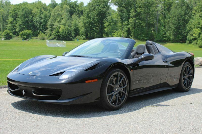 What to Consider When Buying a Used Ferrari 458