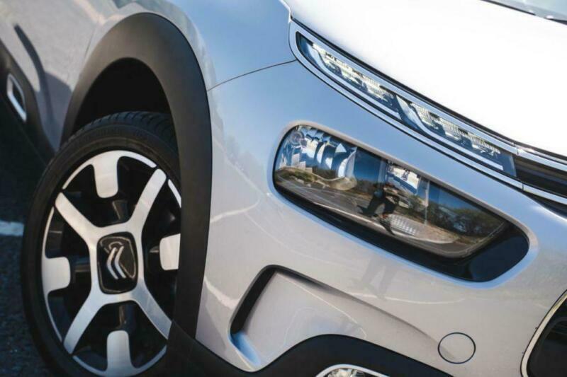 2018 Citroen C4 Cactus 1.2 PureTech Flair 5dr Hatchback Hatchback Petrol Manual