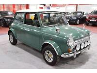 1996 P MINI HATCH COOPER ROVER MINI 1.3I COOPER 35TH ANNIVERSARY LE MANUAL