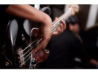 SESSION BASS PLAYER WANTED FOR GIG ON 28th.