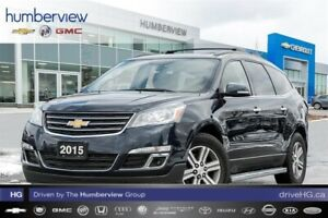 2015 Chevrolet Traverse 2LT NAVIGATION|BACKUP CAM|HEATED SEAT...