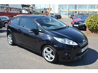 Ford Fiesta 1.6TDCi 2011 Zetec S 2011,1 Owner, Full Service History, 70,000mls