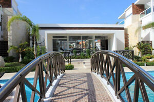 Beautiful 2 bedrooms condo in Punta Cana 7 min. walk to Beach