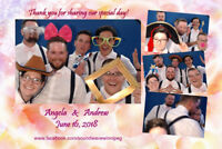 Professional DJ & photo booth packages, limited time discounts!