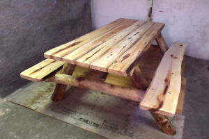 Hand crafted log Furniture for sale. Yellowknife Northwest Territories image 5