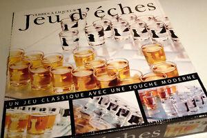 Shot Glasses Chess