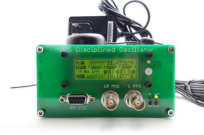 Gpsdo Symmetricom Inside Gps 10mhz 1pps Gps Disciplined Clockgps Ant Display