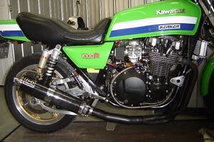 Kawasaki exhaust KZ1000 gpz1100 1000j