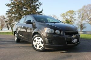2013 Chevrolet Sonic 4dr Sdn LT Auto