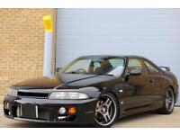 NISSAN SKYLINE MINT GTST SPEC 2 VERY NICE SPEC MUST BE SEEN, Black, Manual, Petr