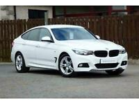 2015 BMW 3 SERIES GRAN TURISMO 320i M Sport Hatchback Petrol Automatic