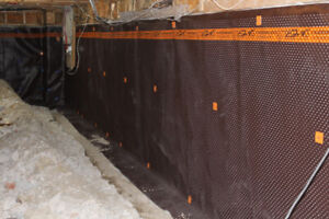 CLEAN BUILD Basement Renovation And Waterproofing